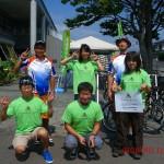 自転車キッズ検定(福島)体験会