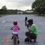 2012年9月16日(日)東京都千代田区皇居外苑パレスサイクリングで開催