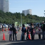 2012年11月4日(日)イオン幕張サイクルフェスタ2012で開催