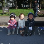 2012年10月21日(日)東京都千代田区皇居外苑パレスサイクリングで開催