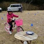 自転車キッズ検定体験・練習会(2015.01.25)-1