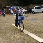 自転車キッズ検定体験・練習会(2015.01.25)-2