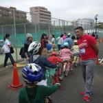 自転車トラックレース小嶋敬二選手