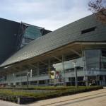 これが船の形をした東静岡駅グランシップという建物