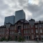 会場近くには東京駅