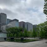 和田倉噴水公園も隣にあります