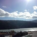 美しい井川ダム