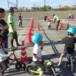 キックバイクトレーニング