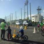 1月29日(水) 大谷小学校 乗れる子供達