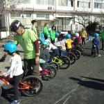 アイデス株式会社D-bike使用